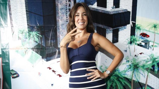 Tilsa Lozano intercambió palabras con Yola Polastri. (Nancy Dueñas)