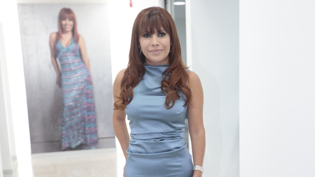 Magaly Medina desmintió que vaya a regresar en abril a la televisión.