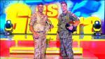 Gino Pesaressi y Yaco Eskenazi invitan a jóvenes al Servicio Militar - Noticias de beca 18