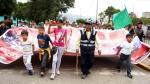 Cajamarca: Antimineros usan a niños en protestas contra Conga - Noticias de san ignacio miguel briceno