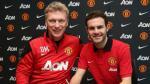 Manchester United pagó cifra récord por fichaje de Juan Mata - Noticias de dimitar berbatov