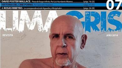 El pintor Enrique Polanco en portada. (Difusión)