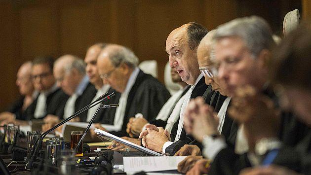 Resaltan solución intermedia alcanzada por Corte de La Haya. (Reuters)