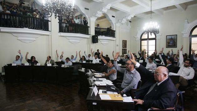 Municipalidad de Lima aprobó hoy la ordenanza. (Difusión)