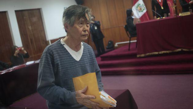 Alberto Fujimori podría volver a ser investigado por el caso de las estirilizaciones forzadas. (Perú21)