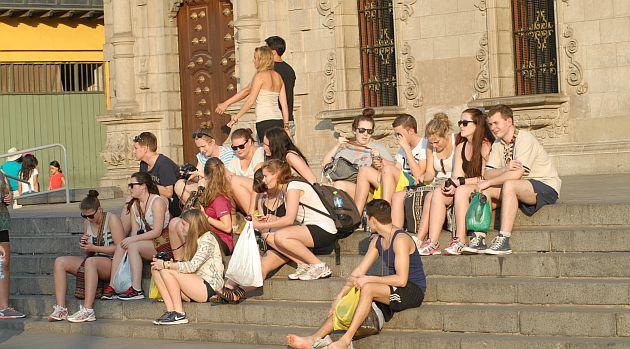 Lima supera en flujo de turistas a grandes urbes como Río de Janeiro y Buenos Aires. (USI)