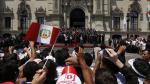 Con el fallo, el Perú ganó más de 50 mil km cuadrados de mar - Noticias de juan miguel bakula
