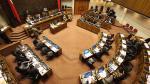 """La Haya: Senado de Chile califica de """"arbitraria"""" la sentencia - Noticias de alberto van klaveren"""