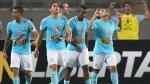 Copa Libertadores 2014: Sporting Cristal venció 2-1 al Atlético Paranaense - Noticias de leandro leguizamon
