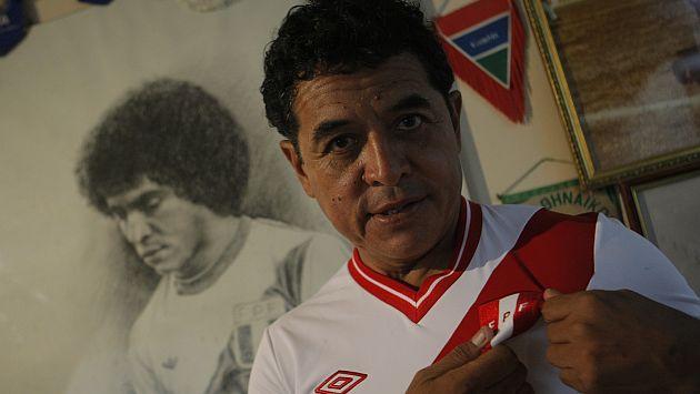 Juan José Oré salió campeón con la sub 15 en el último Sudamericano. (Mario Zapata)