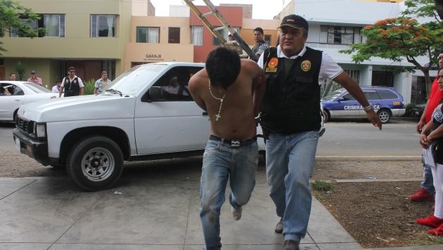 Trujillo y Arequipa son las dos regiones más violentas del país. (Alan Benites)