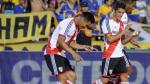 River Plate venció 2-1 a Boca Juniors en el tercer 'superclásico' del 2014 - Noticias de cata diaz