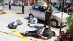 San Luis: Policía Nacional captura a banda de 'robacasas' in fraganti - Noticias de hernan mejia gonzales