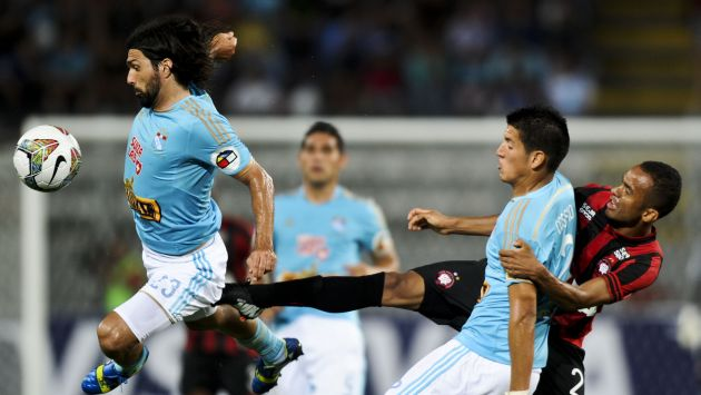 Sporting Cristal no supo aprovechar que Penny atajó dos penales. (AFP)