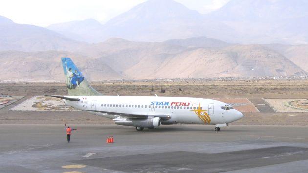 Vuelos de prueba en aeropuerto de Abancay se iniciarán en mayo. (USI/Referencial)