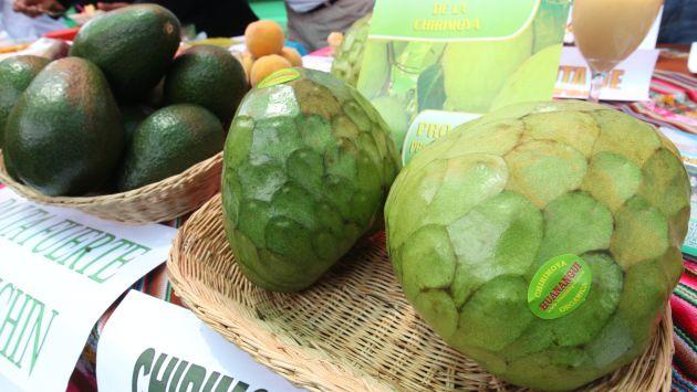 Chirimoya peruana sigue conquistando mercados. (Perú21)