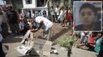 Villa El Salvador: Joven fue asesinado por enamorado de su expareja - Noticias de marcelo lescano soriano