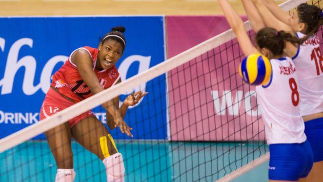 Ángela Leyva elegida la mejor voleibolista del mundo por seguidores de Volleywood. (Perú21)