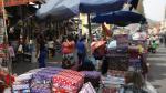 Cercado de Lima: Ambulantes toman Mesa Redonda y alrededores - Noticias de caja municipal del cusco