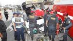 'Chosicanos' dejan un muerto y 15 heridos en las pistas - Noticias de teodoro escobar