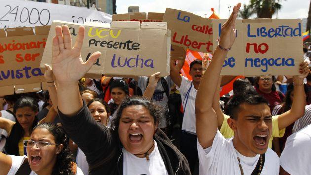 Venezuela: Gobierno y oposición convocan marchas en Caracas. (Reuters)