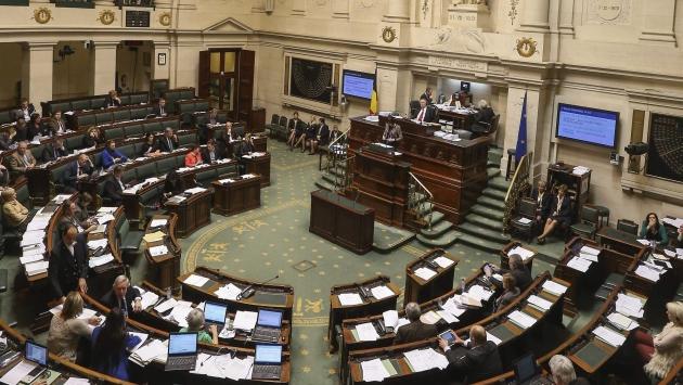 Senado belga aprobó la polémica medida tras un acalorado debate. (EFE)