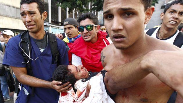 Lo que los medios Venezolanos no transmiten sobre la realidad del pais