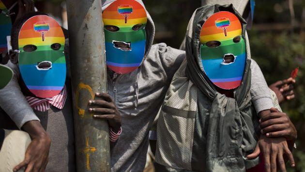 Uganda tendrá ley contra homosexualidad porque determinan que no es genética. (AP)