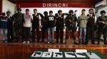 Policía Nacional presentó a 'Los rápidos de La Victoria' - Noticias de raymond buleje escobar