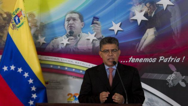 Venezuela da 48 horas a diplomáticos de EEUU expulsados para salir del país. (EFE)