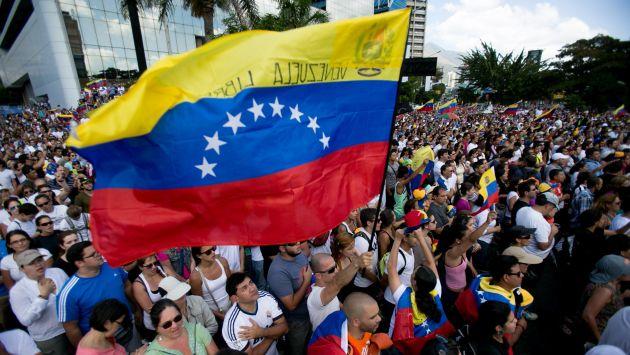"""Venezuela: Confiep expresa su """"más enérgica condena"""" por hechos de violencia. (AP)"""