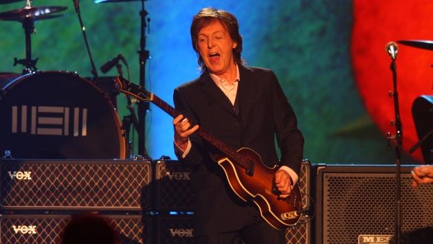 Paul McCartney dará concierto en Lima. (AP)