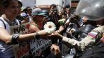 Oposición y chavistas salen hoy a las calles - Noticias de elias jaua