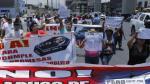'Chosicanos' seguirán circulando en nuevo corredor - Noticias de accidente de transito