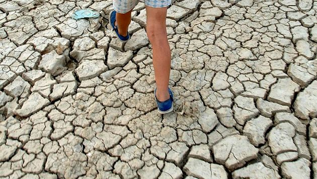 Escasez de lluvias afecta 3,016 hectáreas de cultivos en Piura. (Difusión)
