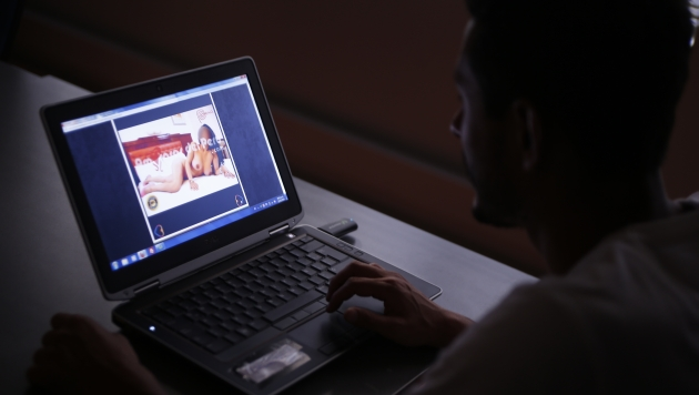 Ucraniano utiliza la web 'Peruvian Vip' para explotar sexualmente a jóvenes. (Luis Gonzales)