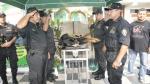 Muere perro policía Lay Fun - Noticias de olger benavides