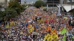 Aumentan a 10 los muertos en protestas - Noticias de geraldine moreno