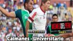 Universitario: Memes por su derrota ante Los Caimanes - Noticias de derrota