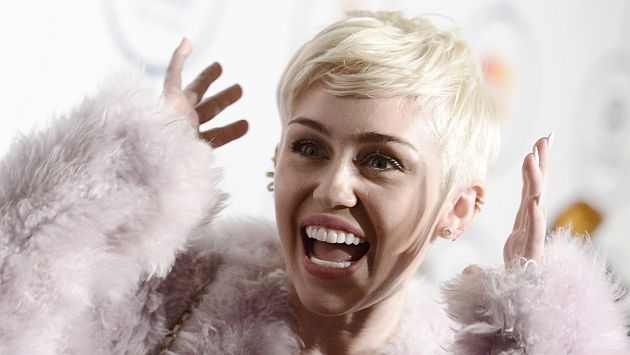 Miley Cyrus defendió a su tour. (AP)