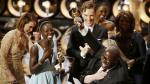 Oscar 2014: '12 años de esclavitud' ganó como mejor película [Foto interactiva] - Noticias de steve mcqueen