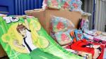 Sunat decomisó mercadería de dudosa procedencia por más de S/.40 mil - Noticias de loncheras