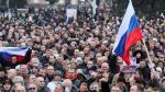 Ucrania: Activistas a favor de Rusia expulsan a gobernador - Noticias de rusia
