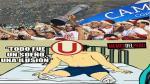 Universitario: El mal momento crema reflejado en memes - Noticias de copa