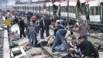 España recuerda su peor atentado: el 11-M, diez años después - Noticias de ariel rodriguez