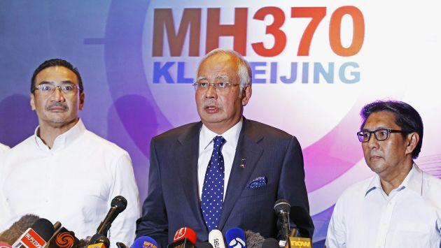 Malasia: Avión malasio desaparecido fue desviado deliberadamente. (EFE)