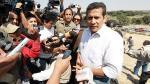 Humala descarta quitar protagonismo a Nadine Heredia en el Gobierno - Noticias de ejercito ricardo moncada