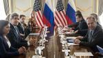 EEUU y Rusia no alcanzaron acuerdo sobre Ucrania - Noticias de rusia