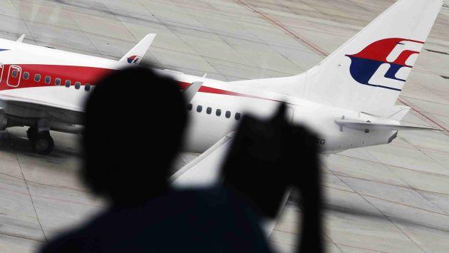 Hasta 25 países buscan el avión desaparecido hace ocho días. (Reuters)
