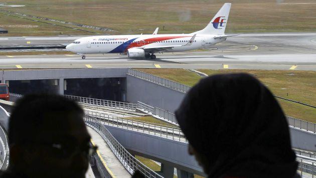 Israel teme posible atentado con avión desaparecido de Malaysia Airlines. (EFE)
